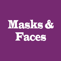 Masks & Faces Beads